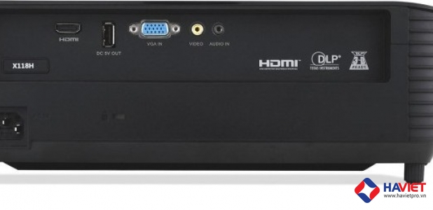 Máy chiếu Acer X128H 4